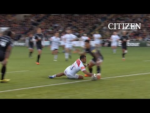 Telusa claims second Citizen Try of the Week win