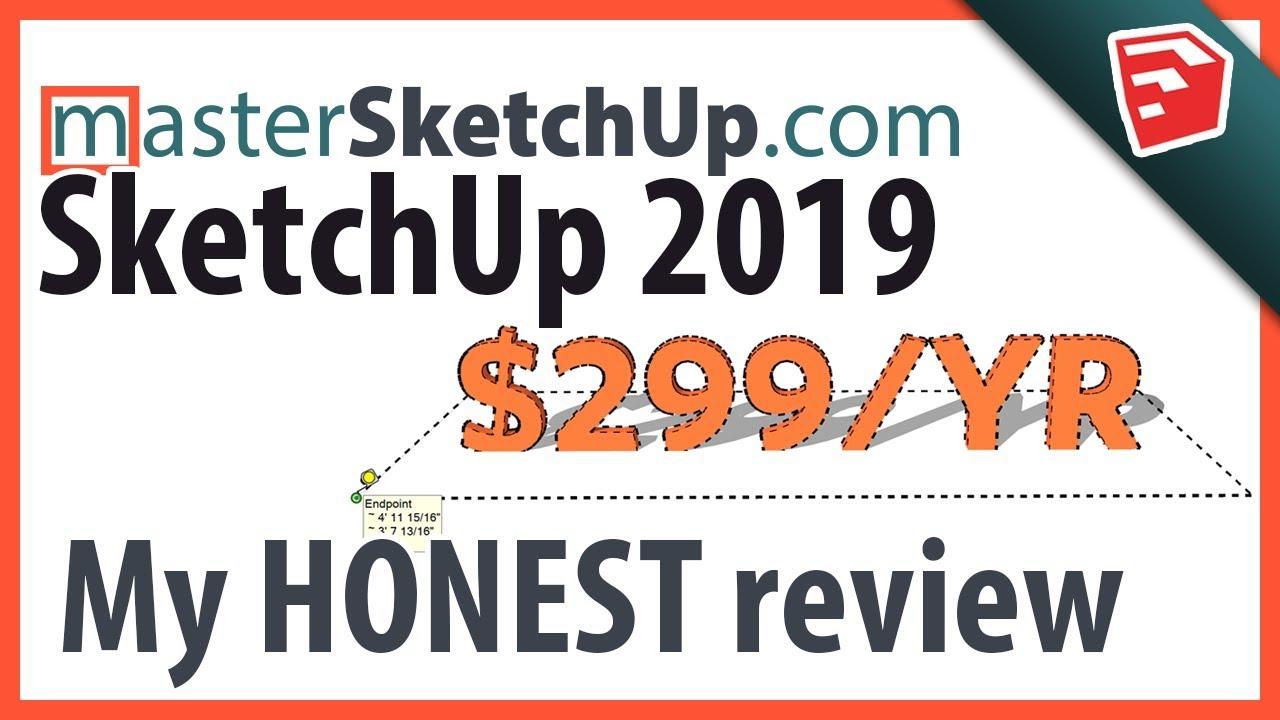 SketchUp 2019, Subscribe! - MasterSketchup com