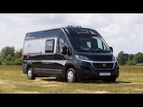 New 2017 Hobby Vantana Camper Van Youtube