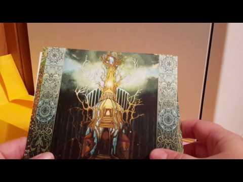 Заказ - распаковка открыток  интернет -магазин  Edencards. Ru.