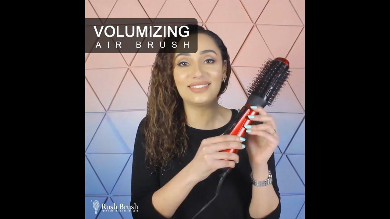 طريقة تجفيف الشعر بعد الاستحمام و تكثيف الشعر مع ماريان سمير Youtube