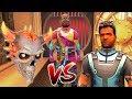 Gangstar Vegas - Helldrone Max Level VS Invisible Man