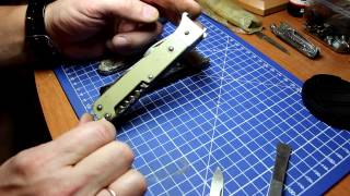 Пополнение складных ножей СССР #29