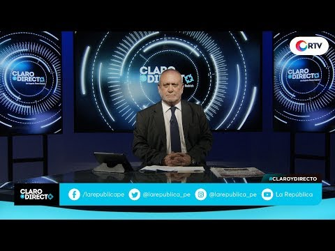 Vizcarra: cuidado con lo que dice   Claro y Directo con Augusto Álvarez Rodrich