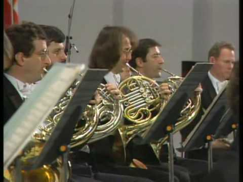 Mahler, 1st Symphony horn section solo