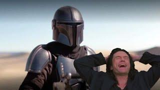Shills attack The Mandalorian fans AGAIN! Says Star Wars fandom is TOXIC!