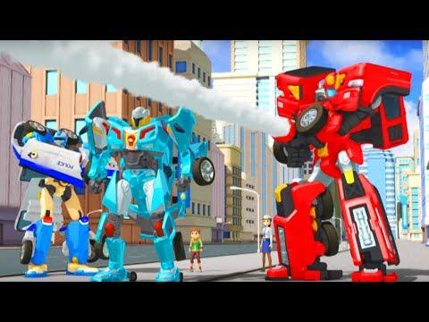 Мультфильм про роботов машин