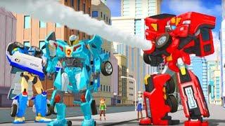 Тоботы новые серии - 1 Серия 3 Сезон - мультики про роботов трансформеров [HD]