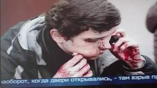 Взрывы в Московском метро (29-03-2010) съемки очевидцев