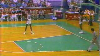 1988 Olympics Basketball USA v. USSR (part 3 of 7)