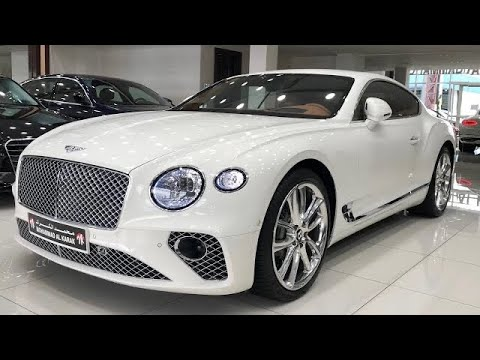 2021 Bentley Continental GT: Luxury On Another Level – Visual Review!