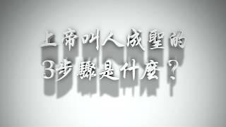 #上帝叫人成聖的3步驟是什麼?(感情聖化要理問答9)繁中、簡中字幕