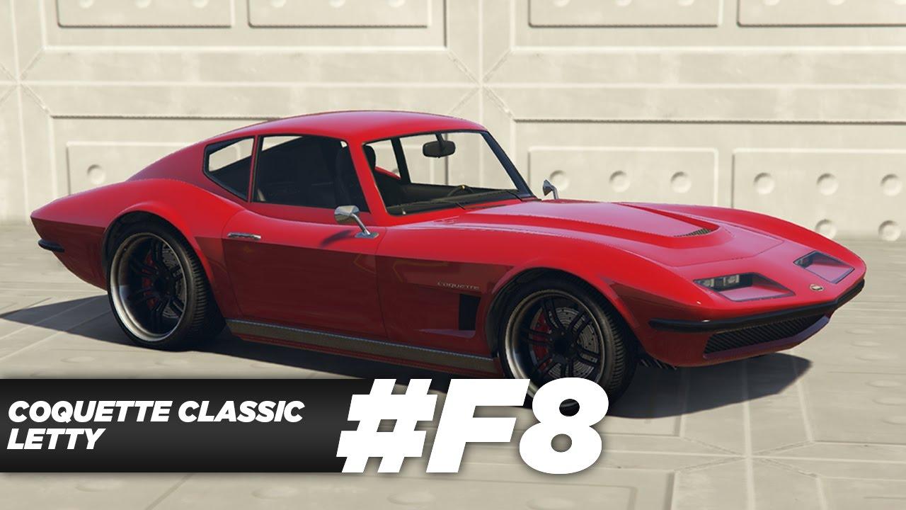 Gta 5 Online Fast Amp Furious 8 1966 Corvette Stingray
