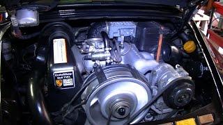 【まーさんガレージ】No.21 ポルシェ911のエンジンオイル交換