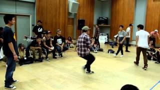 Bboy Gamez | Banzhouse vs. Jimmyjam & Luigi | Top 8