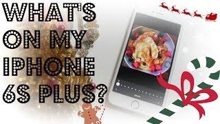 Что нового в моем iPhone 6s plus + обработка для Instagram + результаты конкурса || MagisterOfBeauty(Решила поделиться с вами, почему мне нравится iPhone 6s Plus, его преимуществами, причинами, по которым я решила..., 2015-12-12T12:24:37.000Z)