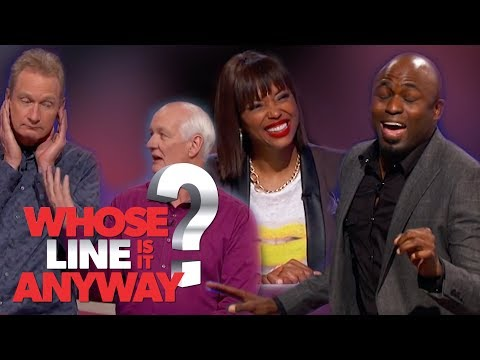 Best Song Moments | Whose Line is it Anyways?