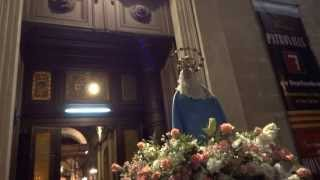 Virgen de Montserrat Buenos Aires - Fiestas Patronales 2013 - 1° Parte