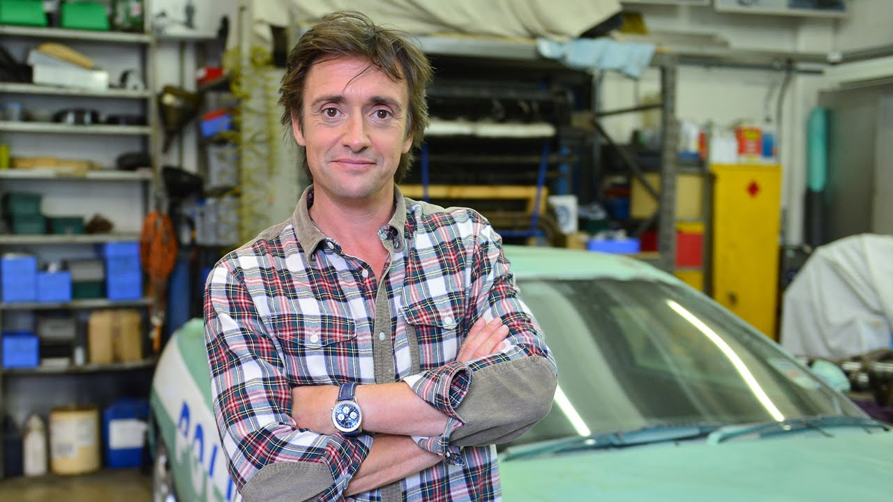 richard hammond hosts top gear ambitious but rubbish. Black Bedroom Furniture Sets. Home Design Ideas