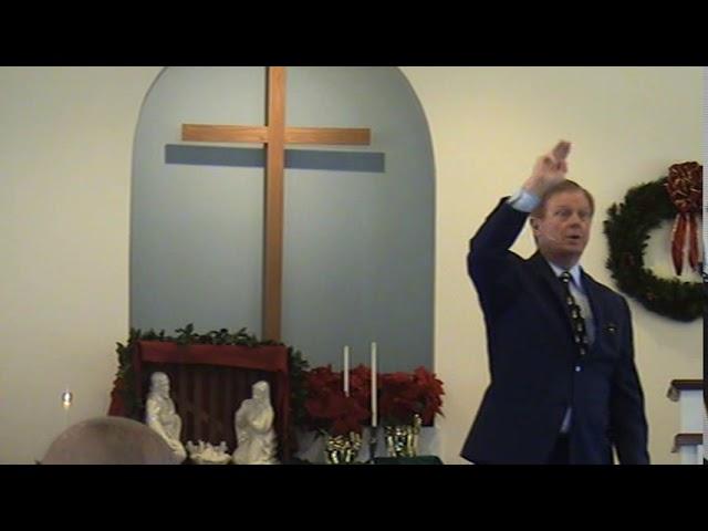 PreacherTom.com - Sunday Morning Sermon 12/06/2020