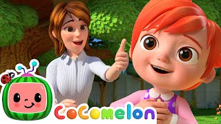 I Want to be Like Mommy! | CoComelon Nursery Rhymes & Baby Songs | Moonbug Kids