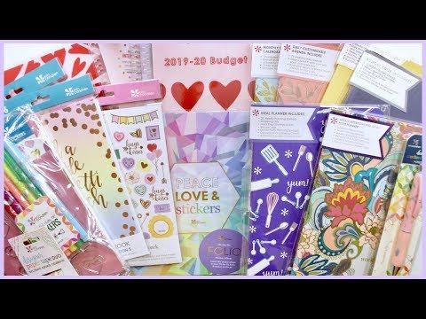 Erin Condren Haul - *NEW* Sticker Album, Covers + More! | Romina Vasquez