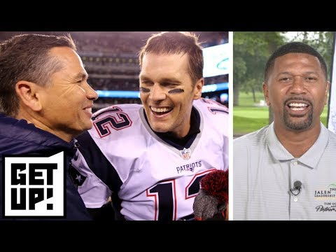 Get Up! reacts to Tom Brady ending interview after Alex Guerrero questions | Get Up! | ESPN
