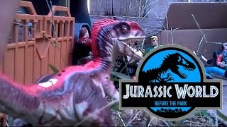 JURASSIC WORLD: Before the Park (Toy Movie)