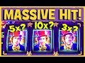 ★ SUPER MEGA BIG WIN!! ★ & MOM WANTS A FINDER'S FEE?!! 😂 ★ SLOTS POKIES ★ BRENT SLOTS