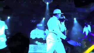 FRANCOIS MACKENSON COVER  USHER LIVE CLUB SHOW CHINA.