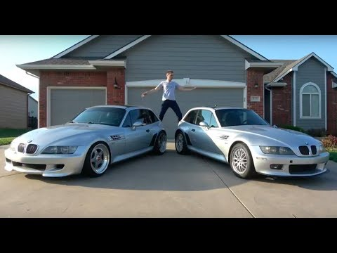 The BMW Z3 M Coupe Is the Weirdest Modern BMW