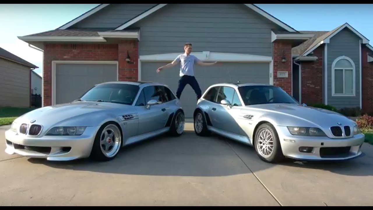 The Bmw Z3 M Coupe Is The Weirdest Modern Bmw Youtube