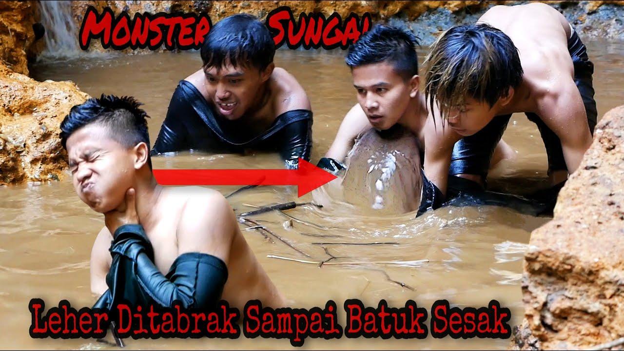 Teror Makhluk Misterius Penunggu Air Terjun | River Monster Attack