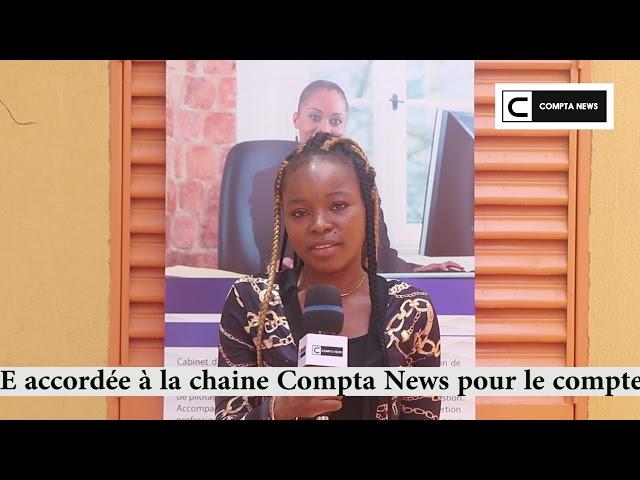 Interview de Melaine SIMPORE à la fin de sa formation personnalisée sur le SYSCOHADA Révisé
