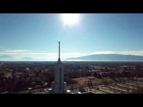 Mt Timpanogos LDS Temple