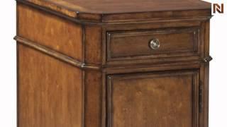 Hekman Storage End Table 1-1106