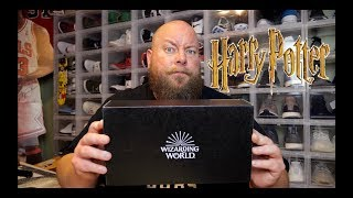 Opening Up for the 1st Time the Harry Potter Wizarding World Loot Crate + Gryffindor Themed Box