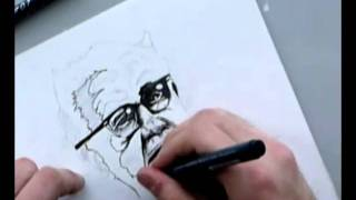Anthony Pullin-Colonel Sanders Time Lapse