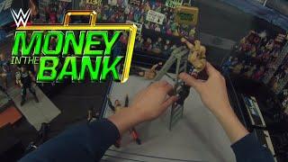 WWE Figure 6-Man Ladder Match