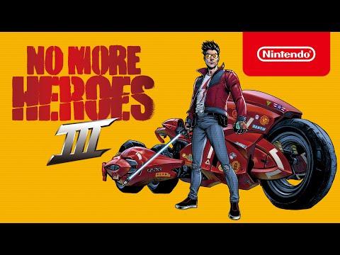 Eine dreifache Dosis No More Heroes erscheint für Nintendo Switch!