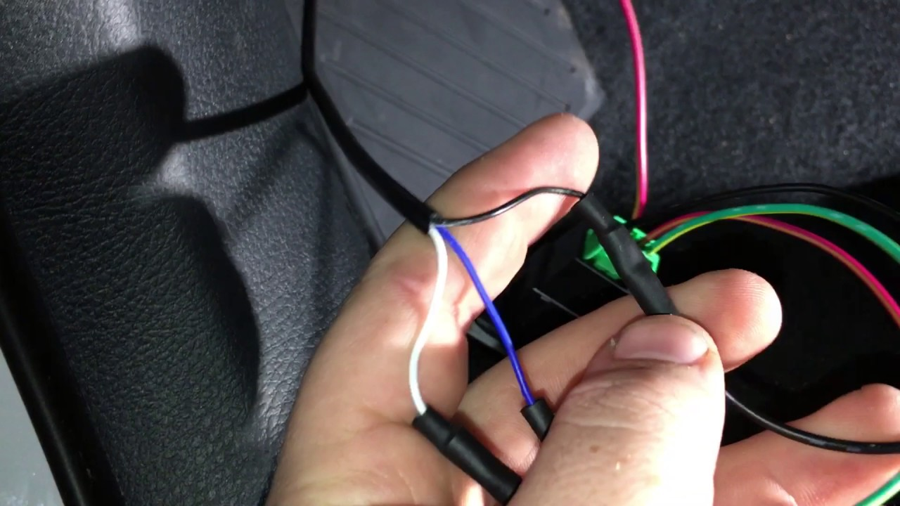 Wiring Up A Push Button Mictuning Switch