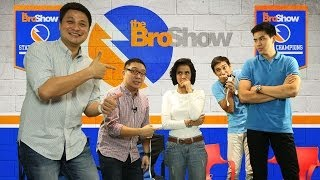 The Bro Show S01E13 - Season 1 Finale with JC Intal & Bianca Gonzalez