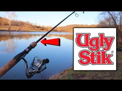 Ugly Stik Elite Spinning Rod Review