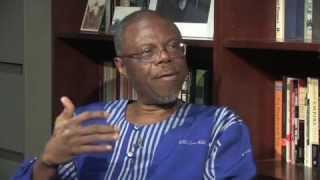 Toyin Falola on Africa and the United States Pt. 1