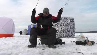 Рыбалка на Сахалине.(Б. Буссе 7.01.2017г Ловля на Махалки., 2017-01-07T12:21:17.000Z)
