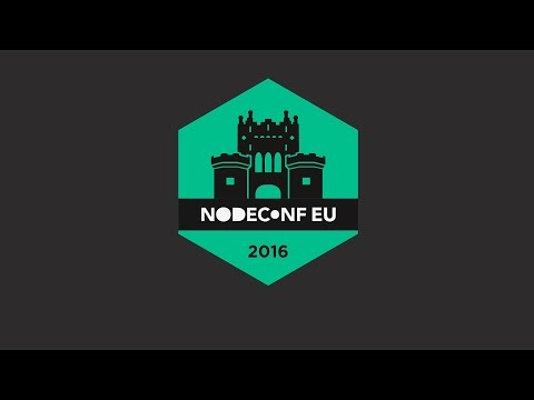 NodeConf EU Day 2 Livestream