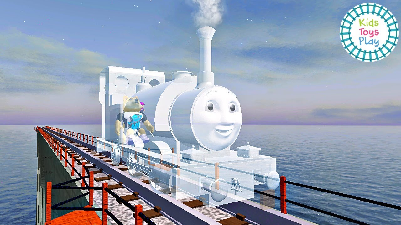 Thomas and Friends Narrow Gauge Cool Beans Railway Crashes