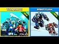 Block City Wars TITAN ROBOTS & ROBOT CLASH - PANZER KNIGHT | MineCraft + GTA IOS ANDROID