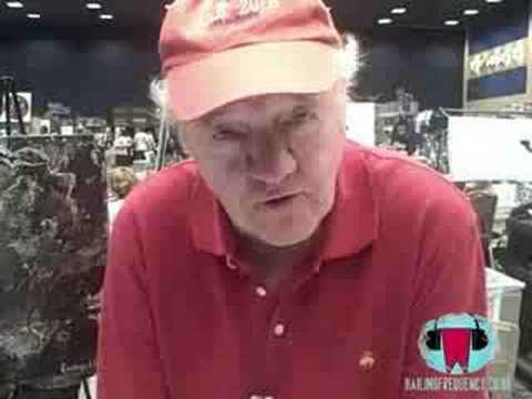 Richard Herd (Admiral Paris) and You're Listening to HF