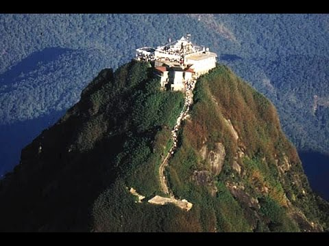 Prophet Adam (A.S.) - The First Human On Earth From Paradise Landed @ Adam's Peak, Sri Lanka